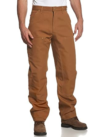 Carhartt Workwear Duck Double Front Logger Trousers W28/L30