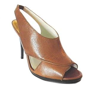 MICHAEL Michael Kors KATE Slingback Platform Dress Stiletto Heel Pump (7.5)