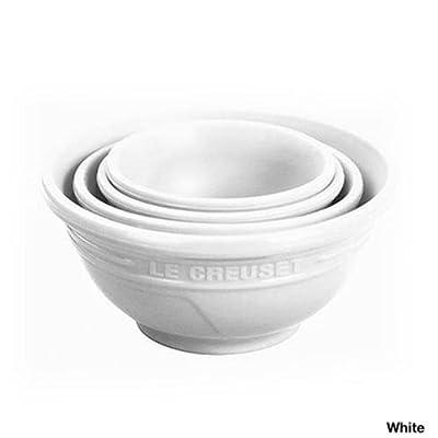 Le Creuset Silicone Prep Bowls, Set of 4