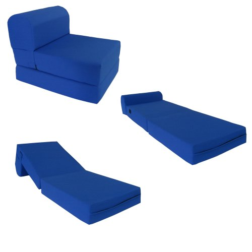 Twin Chair Bed 7578 front