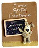 Best Classroom Assistant Ever Boofle Unisex Cute Fridge Magnet