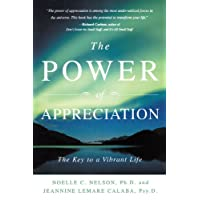 The Power of Appreciation: