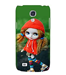 printtech Cute Anime Back Case Cover for Samsung Galaxy S4::Samsung Galaxy S4 i9500