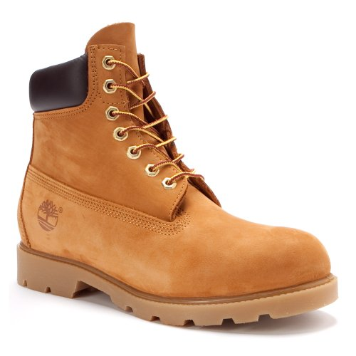 Timberland Mens 6-Inch Basic Waterproof Boot
