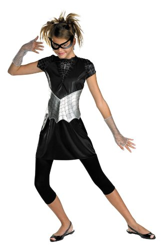 Disguise Inc - Black Suited Spider-Girl Child/Teen Costume