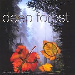Pochette de l'album Bohème de Deep Forest