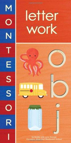 Montessori: Letter Work PDF