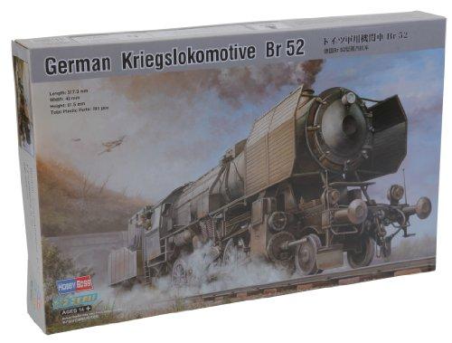 Hobby-Boss-German-Kriegslokomotive-BR52-Vehicle-Model-Building-Kit