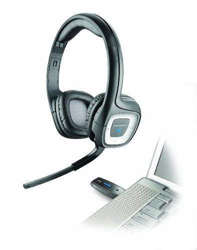 Micro-casque Plantronics 995 - transmission radio