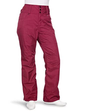O'Neill Explore Rainbow Moon Relaxed Women's Trousers Dark Fuchsia M