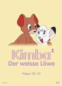 Kimba, der weiße Löwe - DVD 7: Folgen 24-27