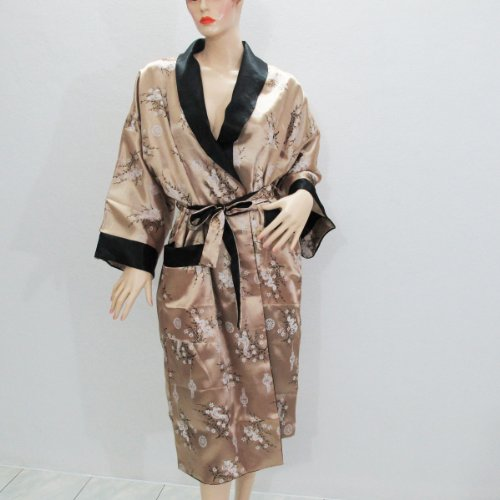 HIT HOT 2 in 1 Dragon King Japaness Kimono Beautiful Dragon Can Be Used Both Side