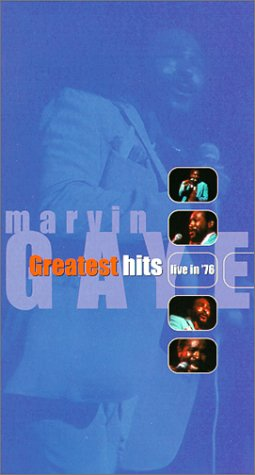 Marvin Gaye Greatest Hits Live in '76 [VHS]