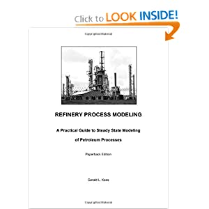 Refinery Process Modeling Kaes, Gerald L. published