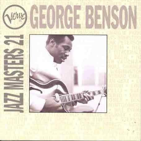 George Benson - Verve Jazz Masters 21 - Zortam Music
