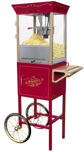 Popcorn Machine: Nostalgia CCP509 Full-Size Popper by Nostalgia Electrics