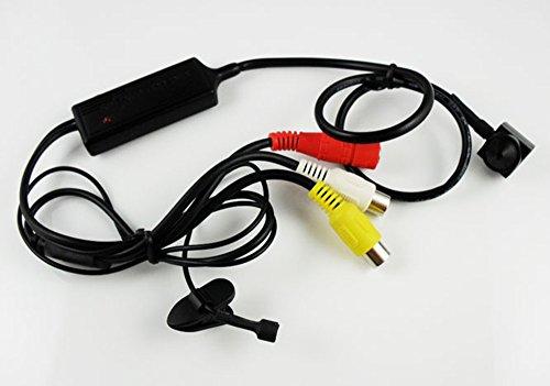 GERI® Small Mini CCTV Camera