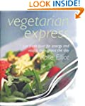Vegetarian Express:  fast fresh food...