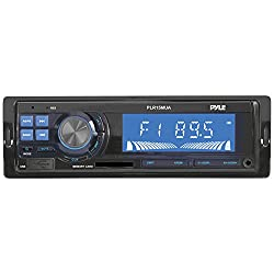 See Pyle PLR15MUA In-Dash Receiver with USB/SD Card Readers, Aux-In iPod/MP3 Player, AM/FM Radio Details