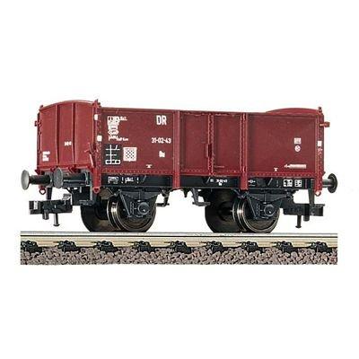 Fleischmann 5711 - Offener Güterwagen Bauart Ou - DR