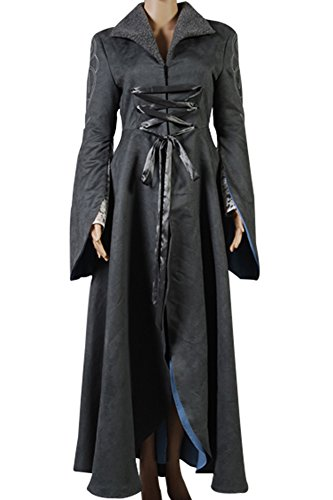 CosplaySky The Lord of the Rings Arwen Chase Dress Halloween Costume