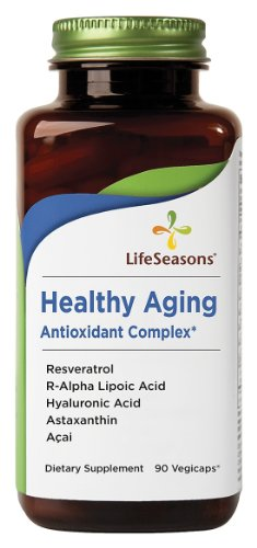 Life Seasons - Healthy Aging Antioxidant Complex, 90 Capsules