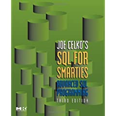 Umschlag von 'SQL for Smarties - Advanced SQL Programming'