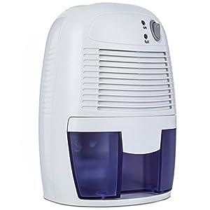Sminiker Small Bathroom Dehumidifier ,Peltier Technology Electric Portable