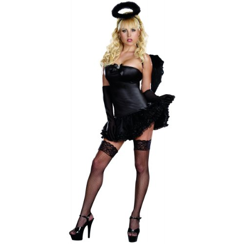 Dark Angel Costume - Large - Dress Size 10-14