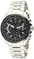 Casio Edifice Mens Chronograpg Quartz Stainless Steel Efr-501sp-1avdf Watch