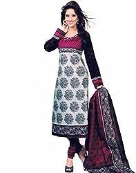 Rangrasiya Corportation Women's polycotton Unstitched Dress Material_35__Freesize
