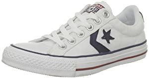 Converse Sp Core Canv Ox 289161-52-3 - Zapatillas de tela unisex, color blanco, talla 39