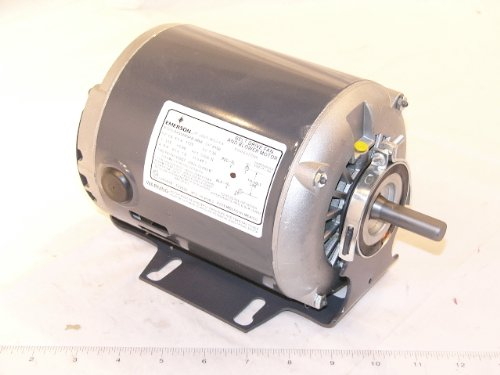 Catalog# 8100, Hvac Motor, Belted Fan And Blower Split Phase, Open Dripprof(O...