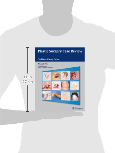 Plastic Surgery Case Review: Oral Board Study Guide