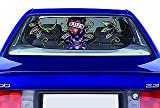ED HARDY 73711 Spring Decal for Rear Windscreen