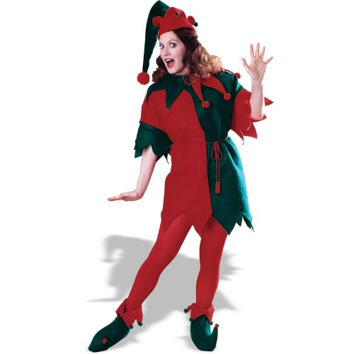 Rubies Costumes Womens Complete Elf Adult Costume