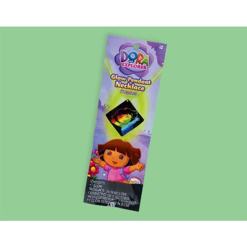 Dora Glow Necklaces