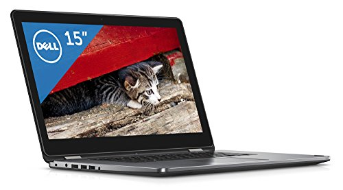 Dell ノートパソコン Inspiron 15 2in1 Core i7 4Kモデル 17Q12/Windows10/15.6インチ タッチ/8GB/256GB