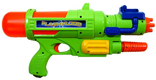 Water Sports Water Pistol CSG X4 Water Gun, 17-Inches