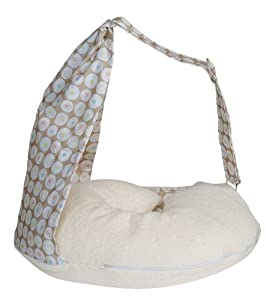 Candide Baby Group Discreet Nursing Pillow, Ivory