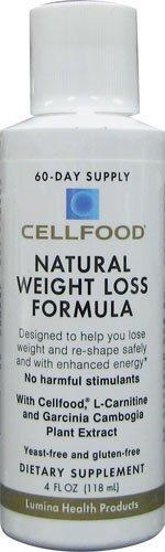 Cellfood natural weight loss formula