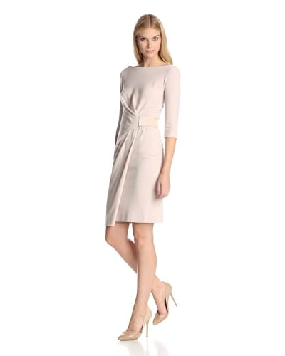 KaufmanFranco Women's Draped Wrap Dress  [Camilla]