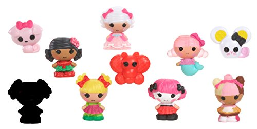 Lalaloopsy Tinies Style 4 Doll (10-Pack) - 1