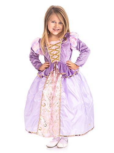WonderfulDress Girls Classic Rapunzel Princess Costume Dress