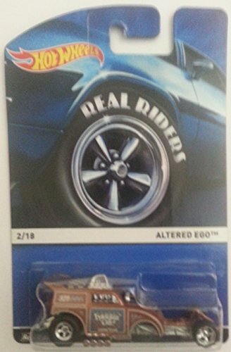 HOT WHEELS 2015 HERITAGE REAL RIDERS SERIES ALTERED EGO 2/18 (Hot Wheels New For 2015 compare prices)