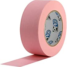 ProTapes 46 Crepe Paper Masking Tape, 60 Yds Length X 3/4 Width, Pink (Pack Of 1) Color: Pink Size: 3/4 (Pack...