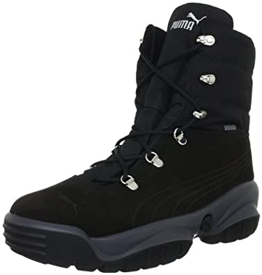 Puma Tresenta GTX® 300545, Unisex - Erwachsene Boots, Schwarz (black-dark shadow-silver 4), EU 36 (UK 3) (US 4)