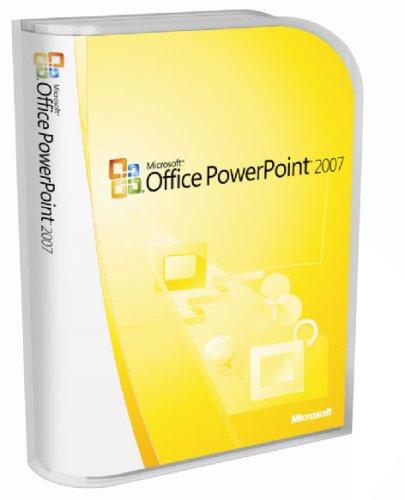 Microsoft PowerPoint 2007 (Upgrade) (PC)
