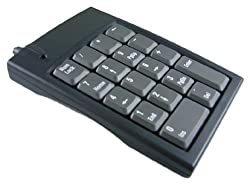 18-KEY Genovation Micropad 631 USB Numeric Keypad 95/98/W2K/NT/MAC