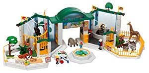Playmobil Zoo Set